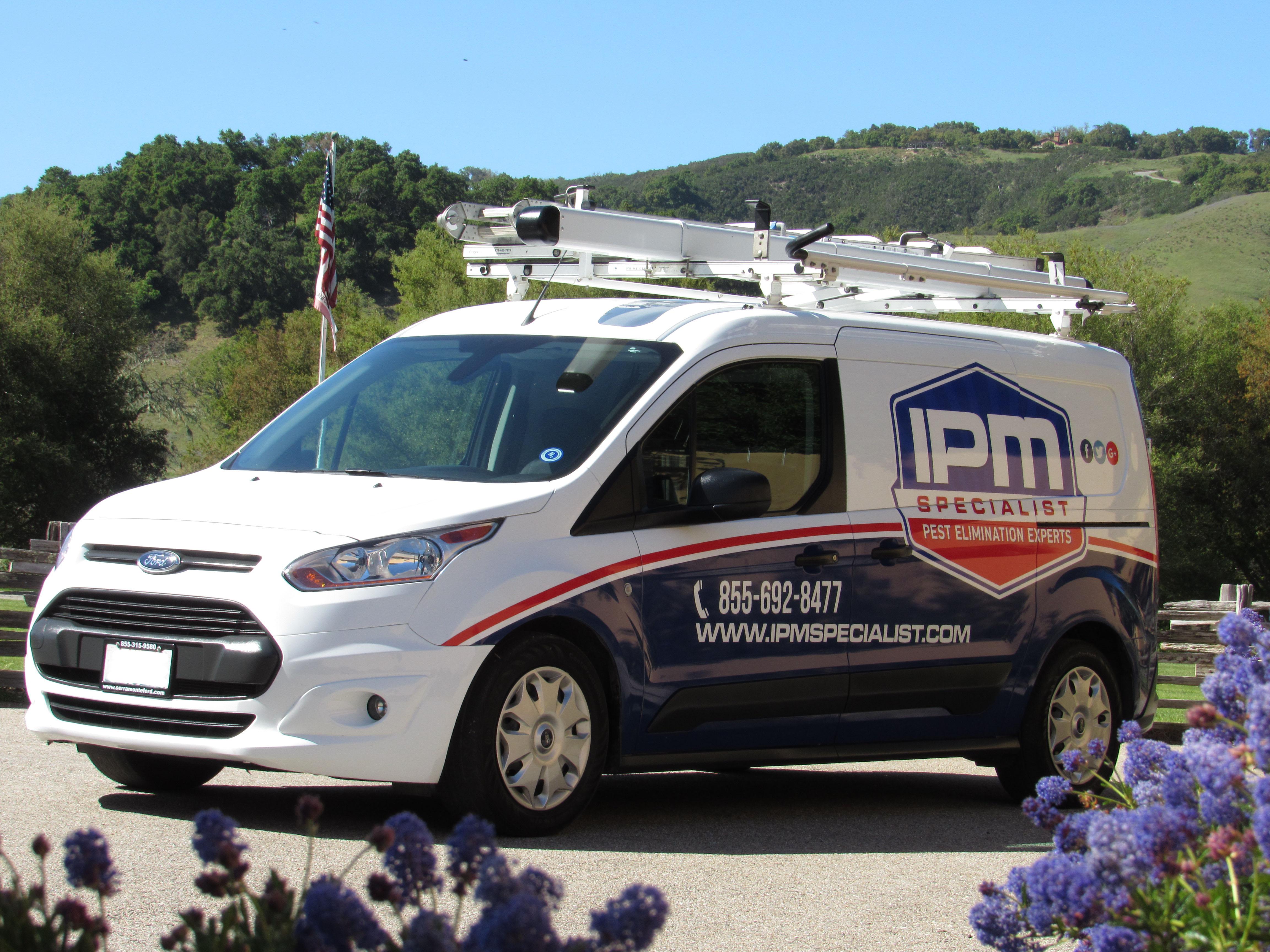 IPM Specialist Van